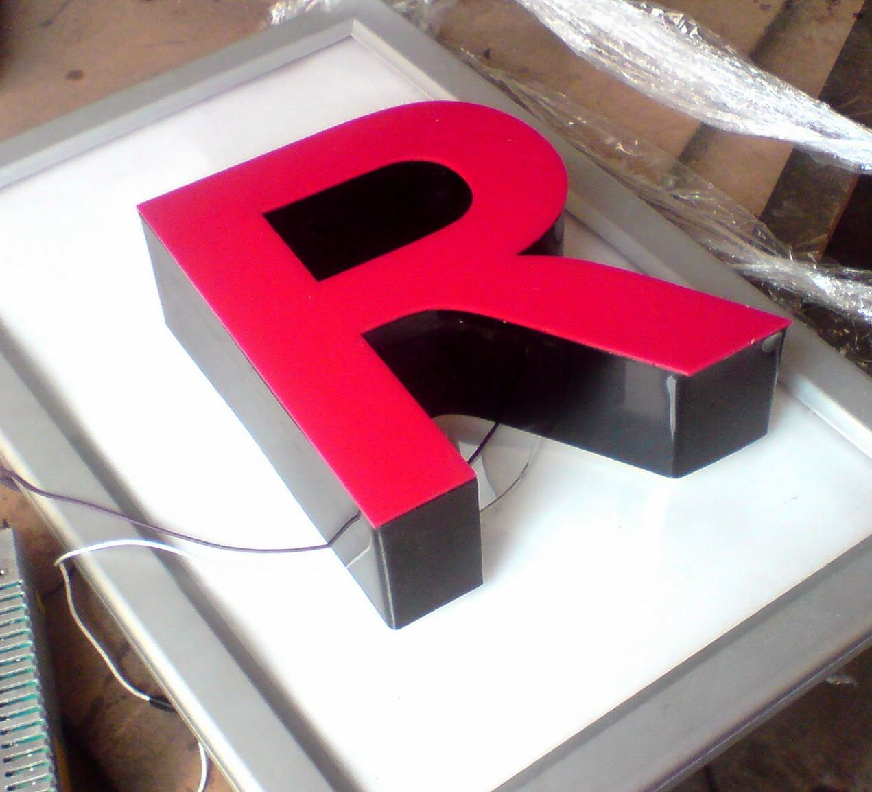 Sign making company in qatar