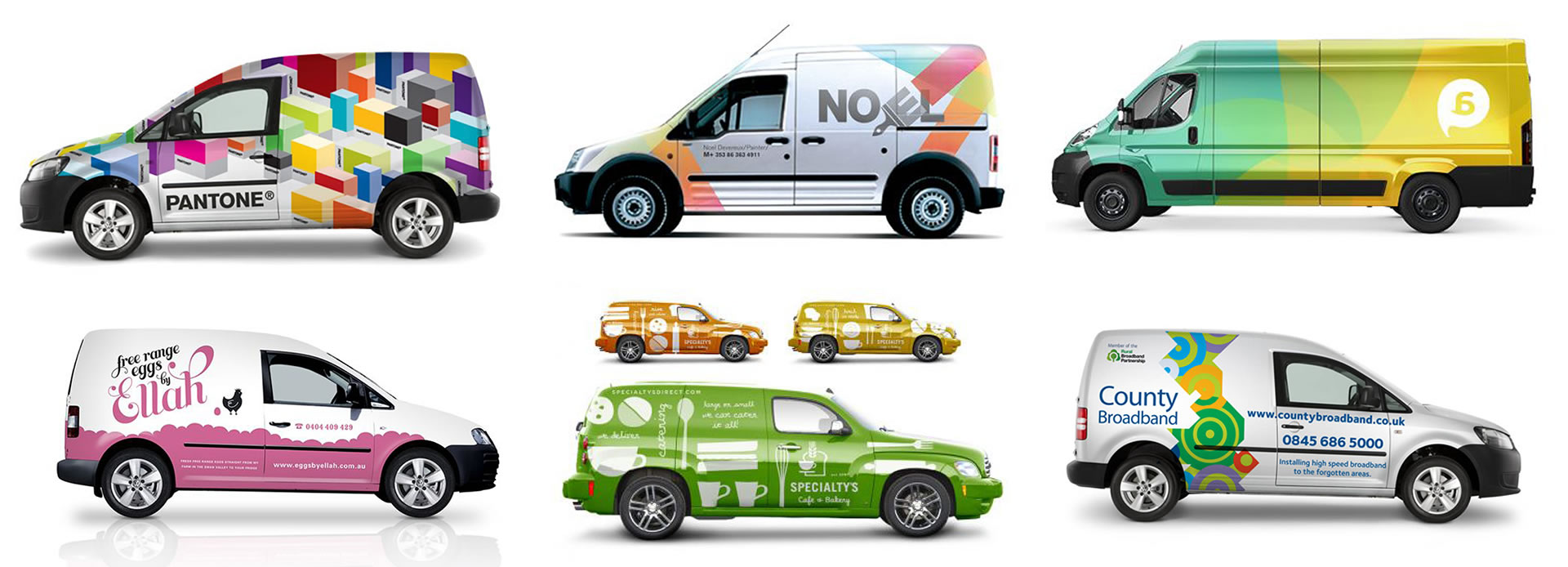 Vehicle Branding Car Graphics Wraping Company In